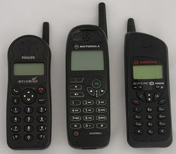 history of payg mobile phones